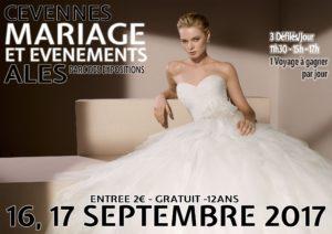 Affiche salon du mariage 2017